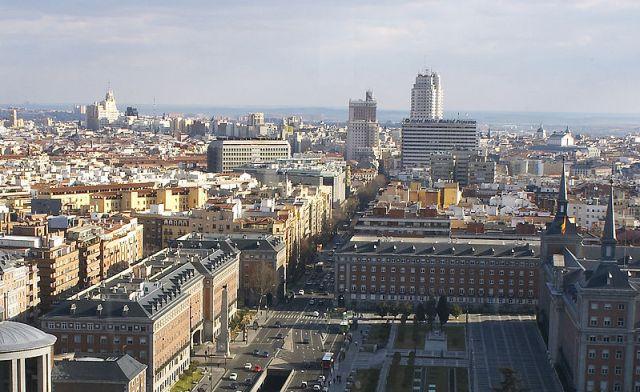 Madrid_Skyline_II