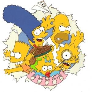 Cartoon porno di Simpson
