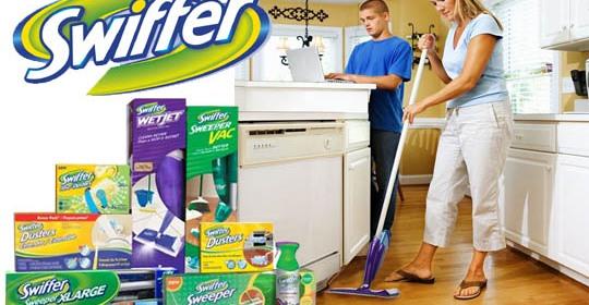 Swiffer la regina della casa e le donne acaro ex uagdc - Prodotti per pulire casa ...