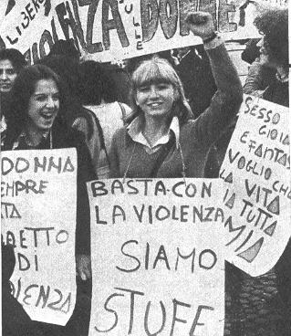 femminismo-violenza