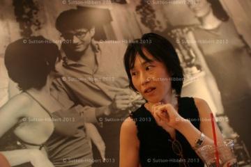 "Mayumi Futamatsu, author of ""The Bedroom Next Door"", Tokyo, Japan, 20.09.05."