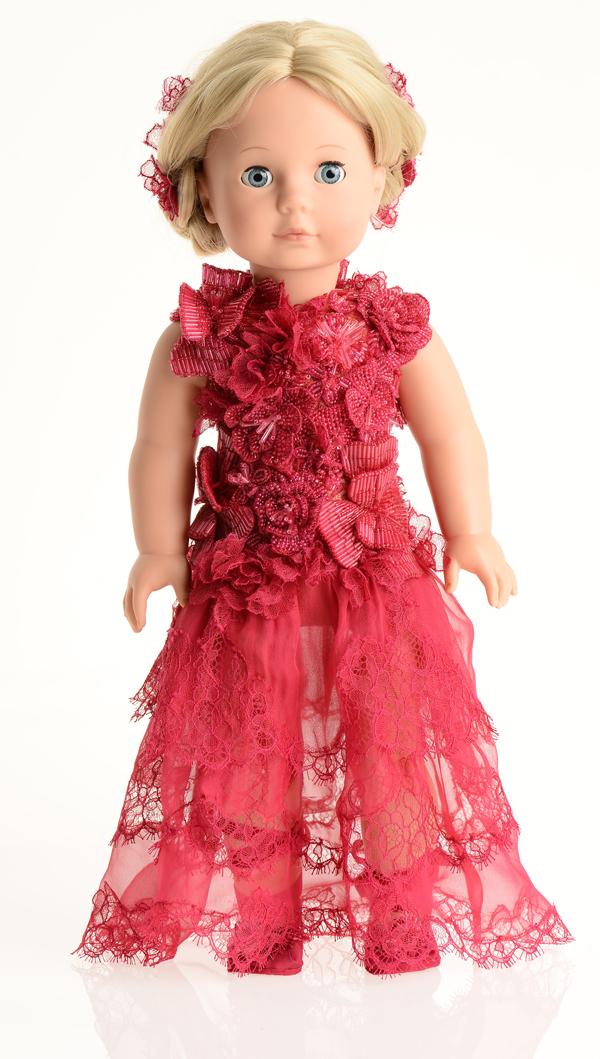 Wall of dolls un inutile muro di bambole sole - Barbie senza colore ...