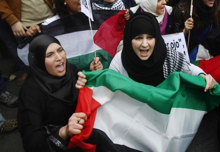gaza-donne