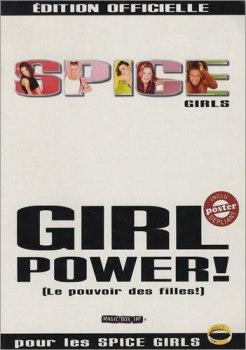 spice girls girls power