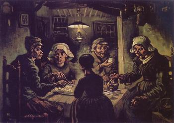350px-Vincent_Van_Gogh_-_The_Potato_Eaters